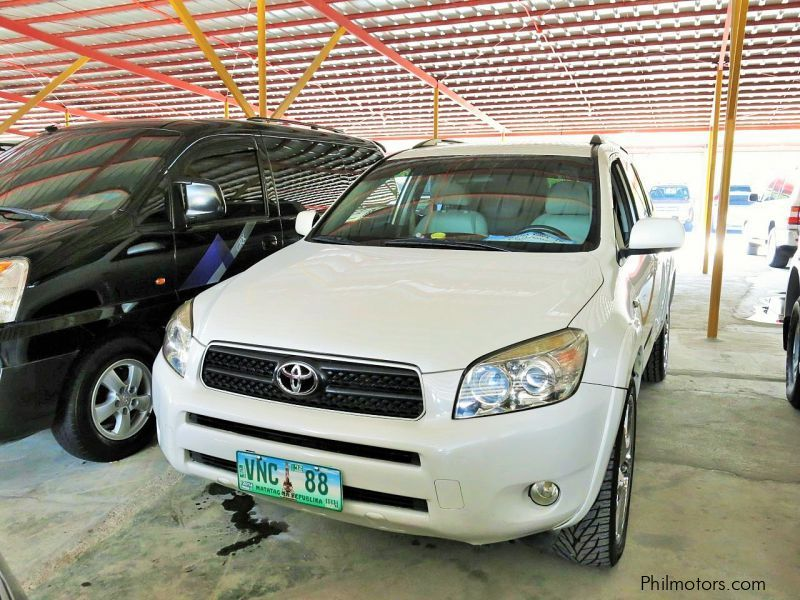 Used Toyota Rav 4 for sale in Antipolo City