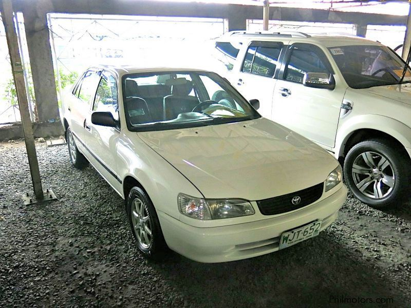 Used Toyota Corolla  for sale in Pasay City