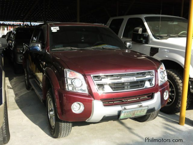 Used Isuzu D-Max for sale in Pasig City