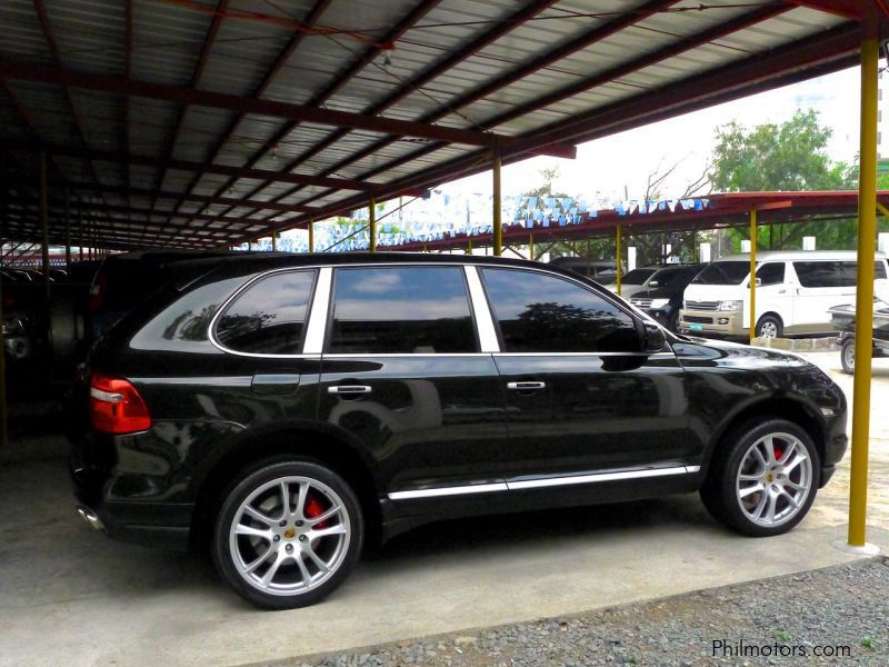 Used Porsche Cayenne Turbo for sale in Pasig City
