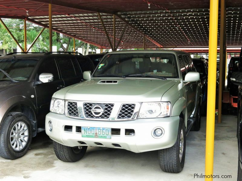 Used Nissan Patrol Super Safari for sale in Pasig City