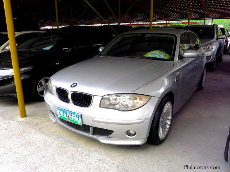 Used BMW 116i for sale in Pasig City