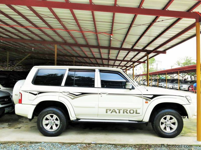 Used Nissan Patrol 4x4 for sale in Pasig City