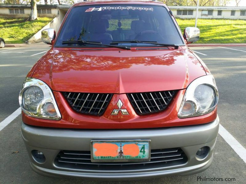 Used Mitsubishi Adventure for sale in Batangas