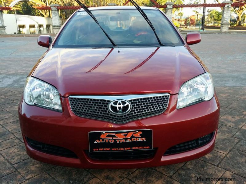Used Toyota Vios E for sale in Batangas