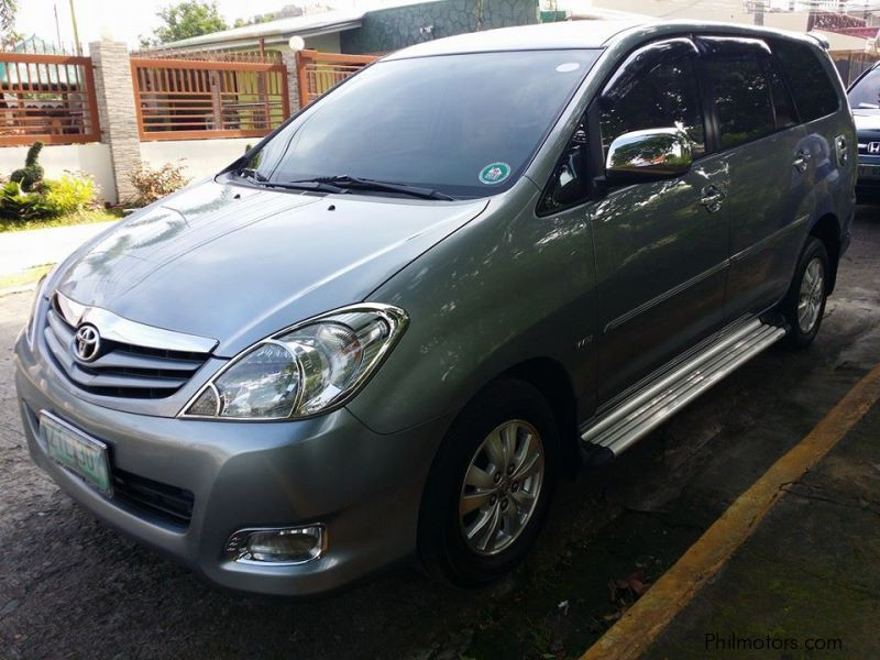 Used Toyota Innova for sale in Batangas