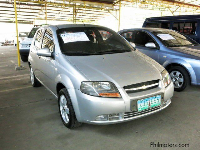 Used Chevrolet Aveo LS for sale in Quezon City