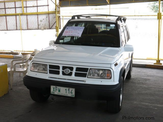 Used Suzuki Vitara for sale in Quezon City