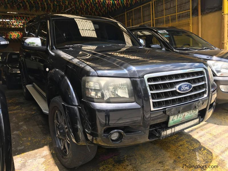 Used Ford Everest XLT in Quezon City