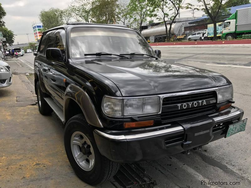 Used Toyota Land Cruiser in Quezon City