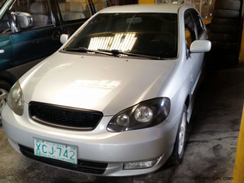 Used Toyota Altis G for sale in Quezon City