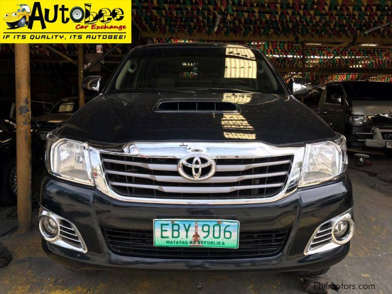 Used Toyota Hilux in Quezon City
