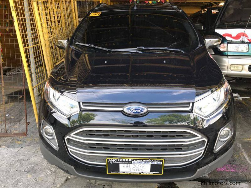 Used Ford Ecosport in Quezon City