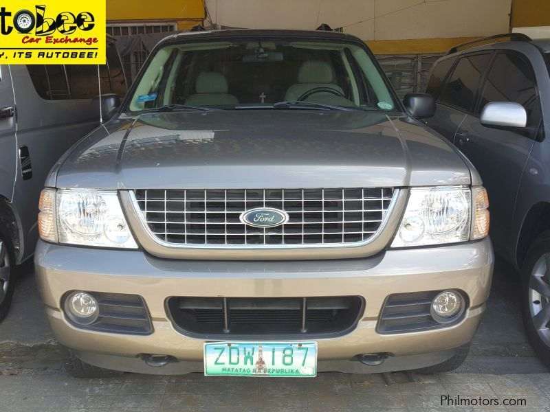 Used Ford Explorer in Quezon City