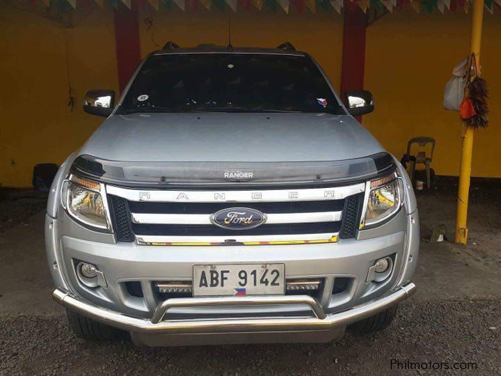 Used Ford Ranger XLT in Quezon City