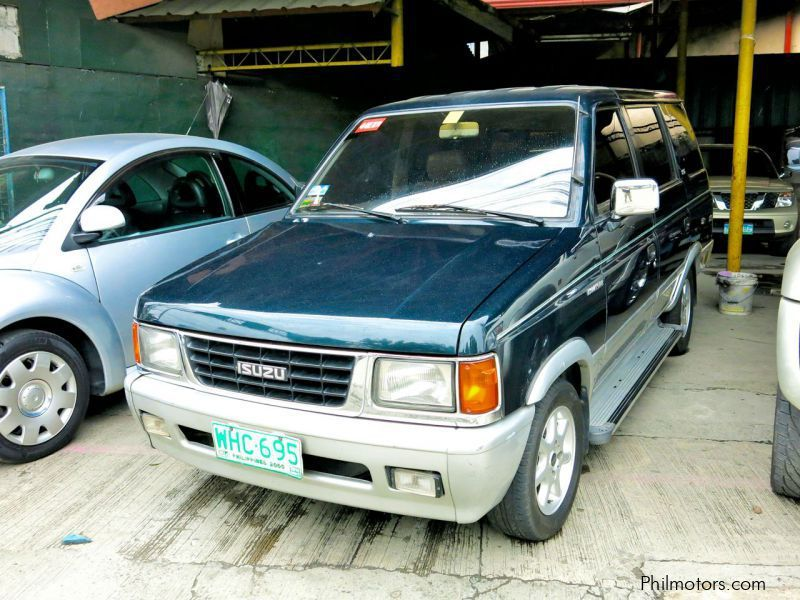 Used Isuzu Hilander for sale in Quezon City