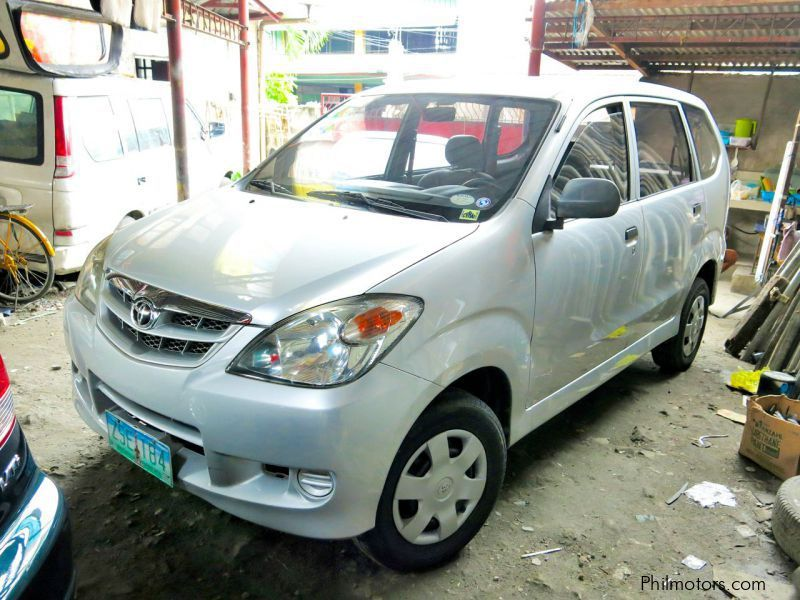 Used Toyota Avanza J for sale in Quezon City