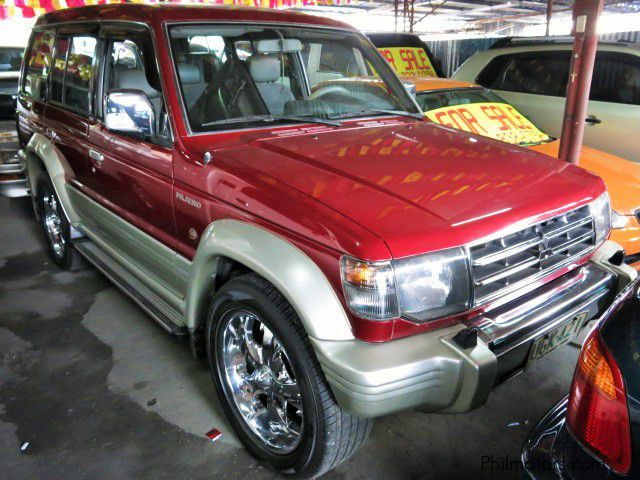 Used Mitsubishi Pajero for sale in Quezon City