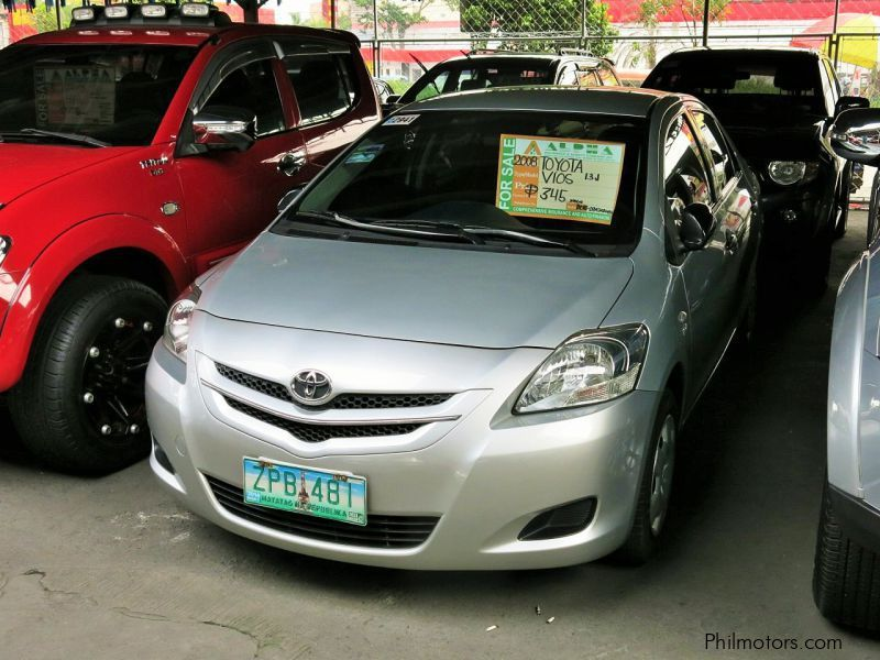 Used Toyota Vios for sale in Pasay City