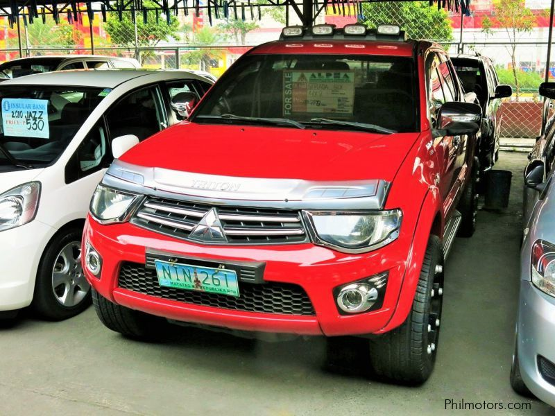 Used Mitsubishi Strada for sale in Pasay City