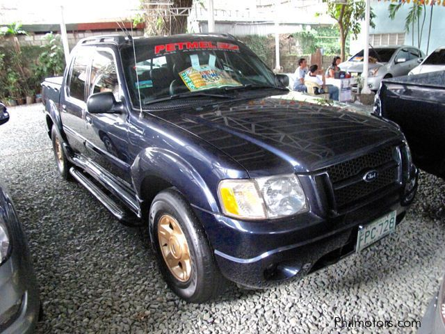 Used Ford Explorer for sale in Pasay City