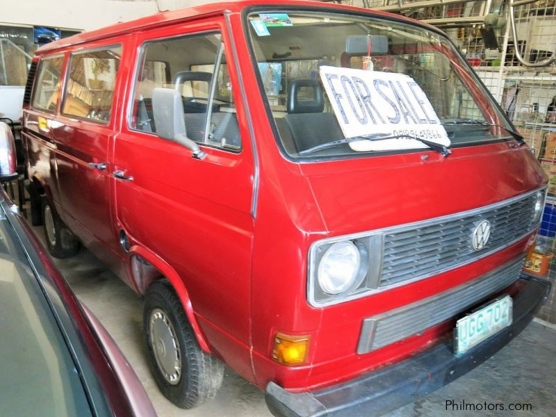Used Volkswagen Caravelle for sale in Las Pinas City