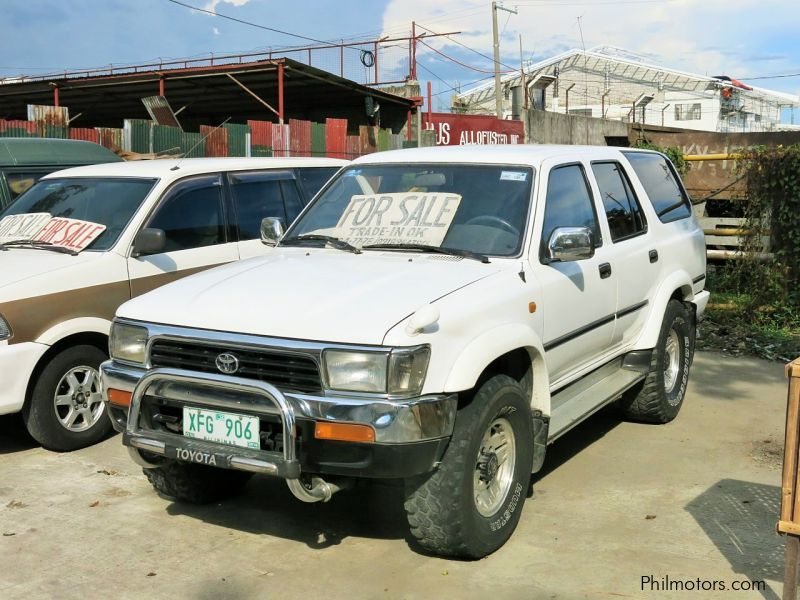 Used Toyota Hilux Surf for sale in Las Pinas City