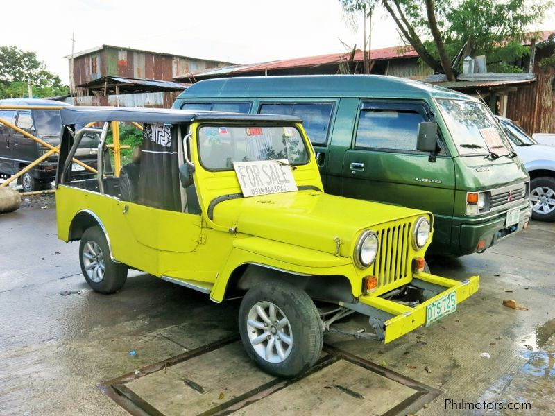 Used Owner Type Jeep type for sale in Las Pinas City