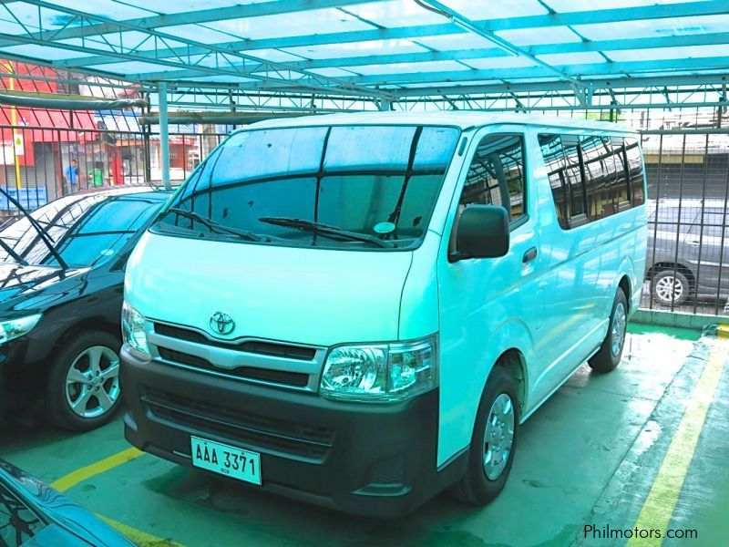 Used Toyota Hi-Ace Commuter for sale in Makati City