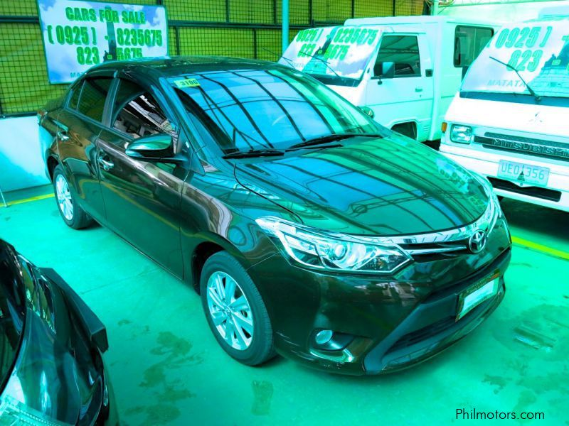 Used Toyota Vios G for sale in Makati City