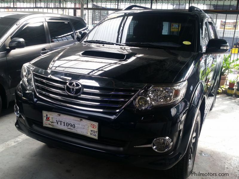 Pre-owned Toyota fortuner v for sale in