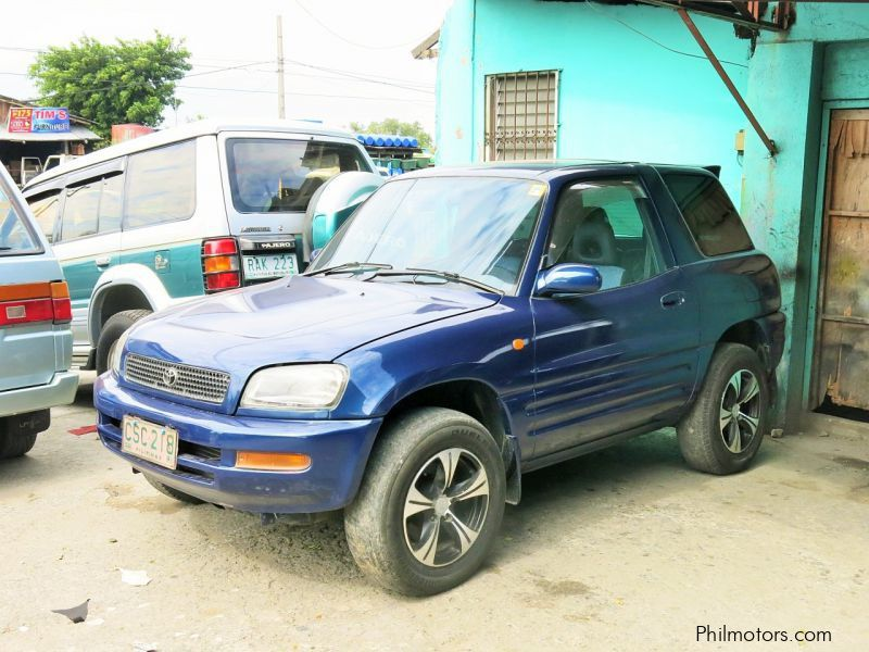 Used Toyota Rav 4 for sale in Cavite