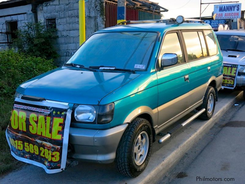 Used Mitsubishi Adventure for sale in Cavite