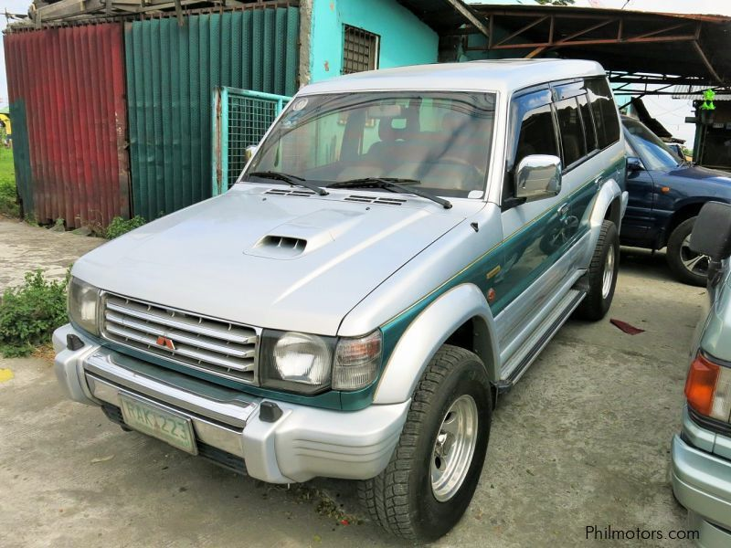 Used Mitsubishi Pajero for sale in Cavite