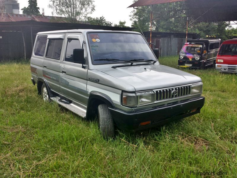 Used Toyota Tamaraw FX for sale in Cebu