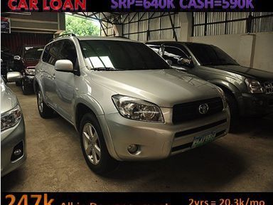 Pre-owned Toyota Rav 4 for sale in La Union