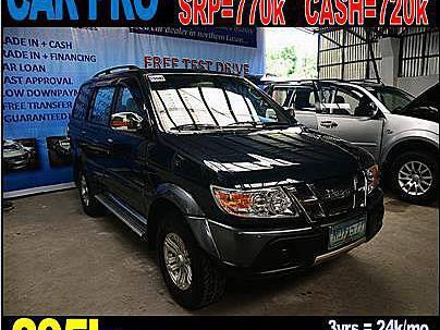 Pre-owned Isuzu crosswind xuv limited for sale in La Union