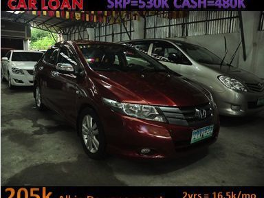 Pre-owned Honda City for sale in La Union