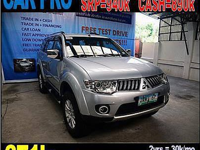 Pre-owned Mitsubishi Montero Sport for sale in La Union