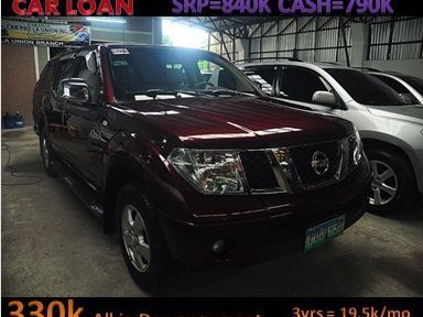 Pre-owned Nissan Navara  for sale in La Union
