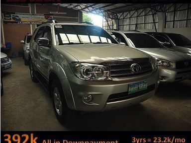 Pre-owned Toyota Fortuner for sale in La Union