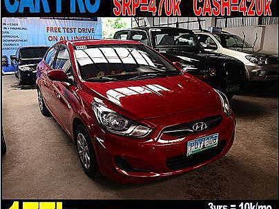 Pre-owned Hyundai Accent for sale in La Union