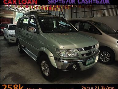 Pre-owned Isuzu crosswind spotivo for sale in La Union