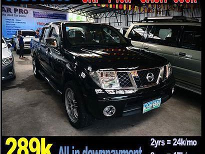 Pre-owned Nissan Navara 4x2 for sale in
