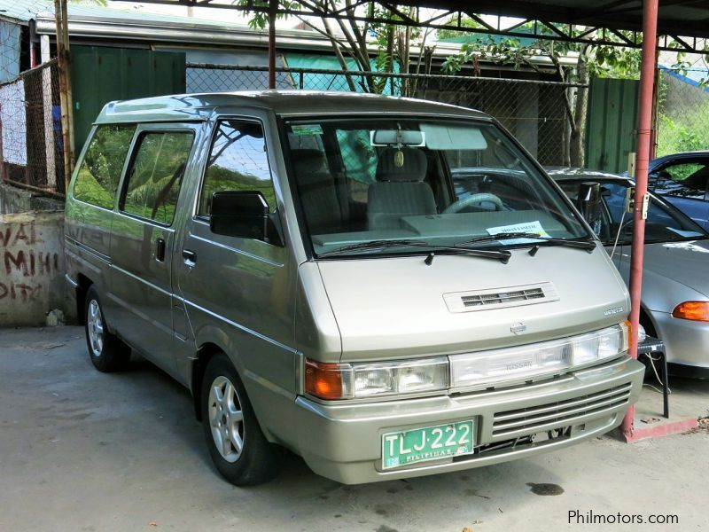 Used Nissan Vanette for sale in Cavite