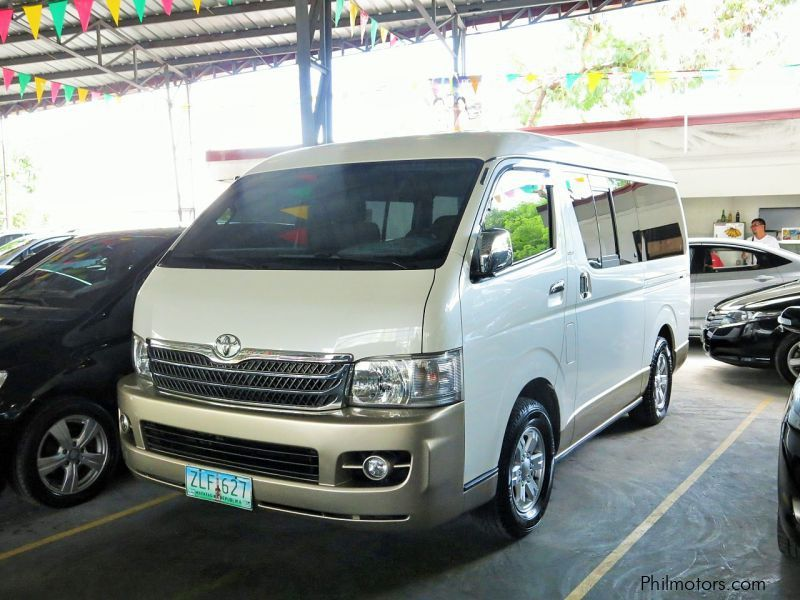 Used Toyota Super Grandia for sale in Pasig City