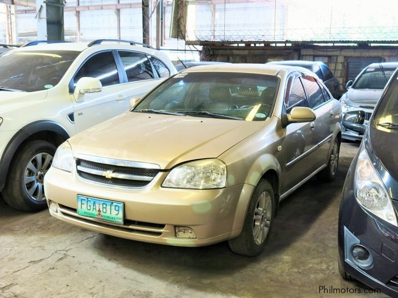 Used Chevrolet Optra LS for sale in Quezon City