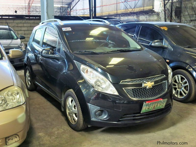 Used Chevrolet Spark LT for sale in Quezon City