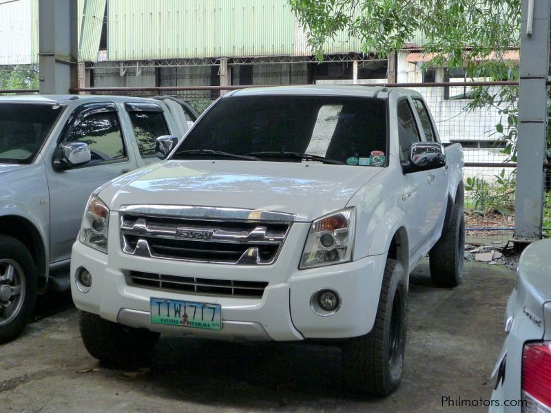 Used Isuzu D-Max 4x4 for sale in Quezon City