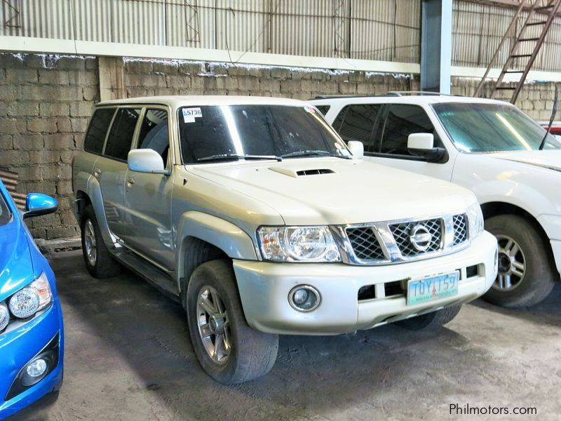 Used Nissan Patrol Super Safari for sale in Quezon City